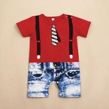 Kids Baby Boys Clothes Romper Pants 3-24M