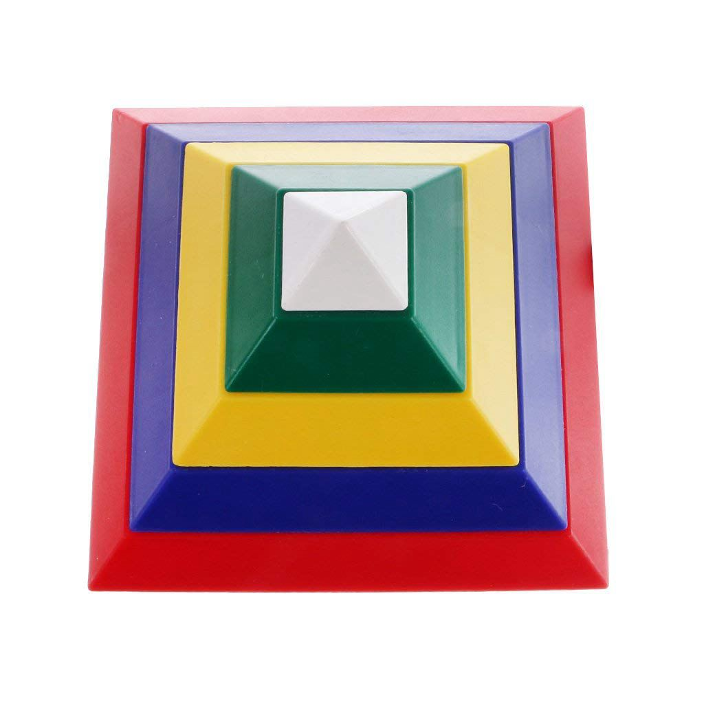 FBIL-15pcs / Set Building Blocks Assembly Pyramid Changeable Kids Educational ToyFBIL-15pcs / Set Building Blocks Assembly Pyramid Changeable Kids Educational Toy