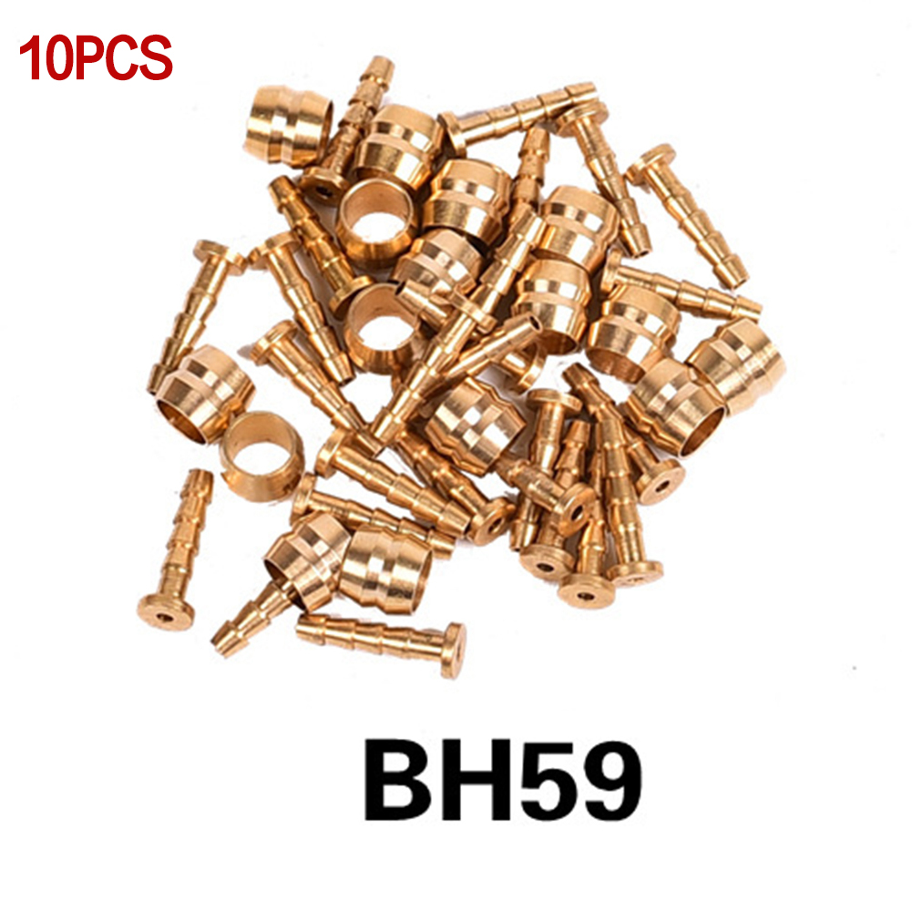 10 Pairs Hydraulic Disc Brake Bicycle Brake Hose Olive  Connector T- Oil Pins For  BH90 BH5910 Pairs Hydraulic Disc Brake Bicycle Brake Hose Olive  Connector T- Oil Pins For  BH90 BH59