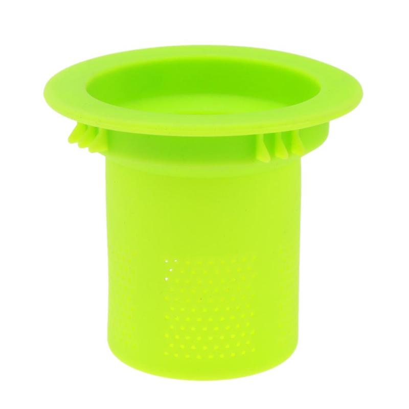 Silicone Mesh Tea Infuser Filter Reusable Spice Strainer Teapot Accessories