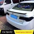 Для Honda Spirior Спойлер ABS Материал заднее крыло автомобиля Спойлер для Honda Spirior спойлер 2008 2009 2010 2011 2012 2013