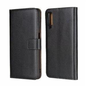 Оригинальный чехол для Samsung A9 A8 A7 A6 Plus 2018 кожаный чехол-кошелек с откидной крышкой для телефона Samsung A3 A5 A7 2015 2016 2017 чехол Jkke