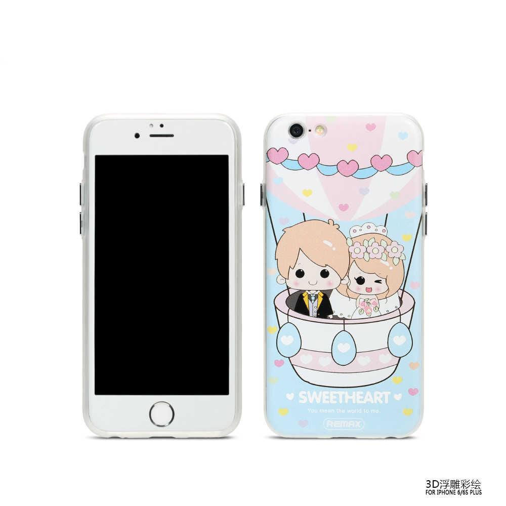Ban đầu phoneCase cho iPone 6 3D In Đầy Màu Sắc Sơn Điện Thoại Trường Hợp Bảo Vệ Da Điện Thoại Trở Lại Bìa Protevtor Cho iPhone 6