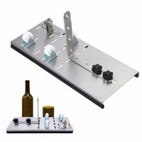 1pc Glass Wine Bottle Cutter Adjustable Cutting Machine for DIY Craft Decoration Recycle Tool 300*125*19mm