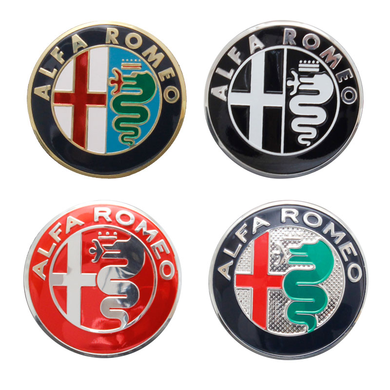 10pcs Steering Wheel Badge Emblem Sticker Auto Accessories