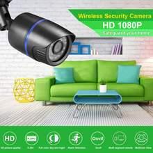 1080 P HD Home Security IP камера водонепроницаемый открытый ночное видение Wi Fi беспроводной CCTV Cam PTZ ONVIF обнаружения движения видеоняни и Радионяни
