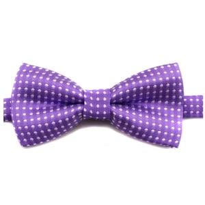 Nette Polka Dot Fliege Für Coole Kids Jungen Dünne Dünne Schmetterling Bowtie Smoking Krawatten Für Party Pet Zeigen krawatte Corbatas