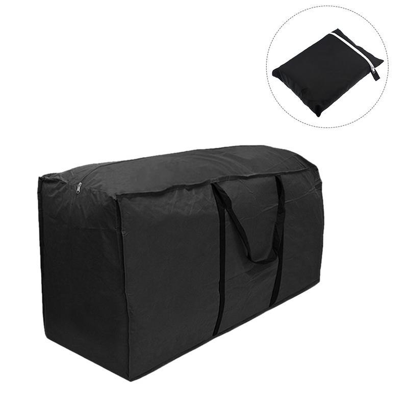 Outdoor Furniture Cushion Storage Bag Christmas Tree ...
