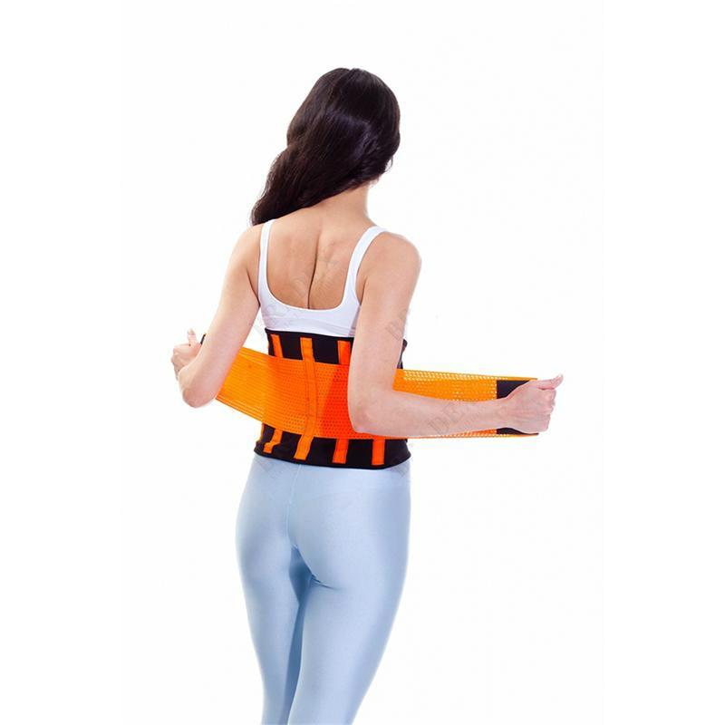 e5a0c66be53 Detail Feedback Questions about Men And Women Lumbar Support Waist Trainer  sport Belt Neoprene Body Shaper sports corset Fitness Belt HHB34 on ...