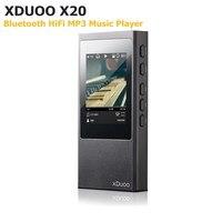 Оригинальный xDuoo X20 High Fidelity Lossless музыка DSD HIFI Mp3 MP4 плеер DAP Поддержка Apt X Aptx Bluetooth4.1 xDuoo X3 X10 NANO D3
