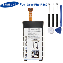 Samsung Original Replacement Battery EB-BR360ABE For Gear Fit2 Fit 2 R360 SM-R360 Authenic Rechargeable 200mAh