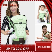 2016 Fashion Baby Carrier Ergonomic Infant Backpack Newborn Toddler Sling Hipseat Wrap new promotion new backpack manduca infant carrier sling baby organic cotton suspenders wrap hipseat