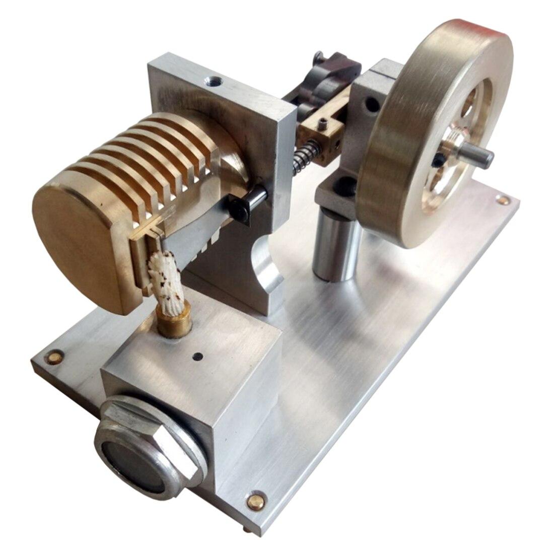 Typ ssania z pojedynczym cylindrem w całości z metalu Sterling Model silnika zabawki dla rozwoju inteligencji Model silnika nauka edukacja zabawki w Zestawy modelarskie od Zabawki i hobby na  Grupa 1