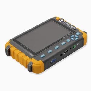 Image 3 - 새로운 5 인치 TFT LCD HD 5MP TVI AHD CVI CVBS 아날로그 보안 카메라 테스터 모니터 하나의 CCTV 테스터 VGA HDMI 입력 IV8W