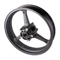 Motorcycle Front Wheel Rim For Suzuki GSXR600/750 2006 2007 & GSXR1000 2005 2006 2007 2008 Black 1PCS