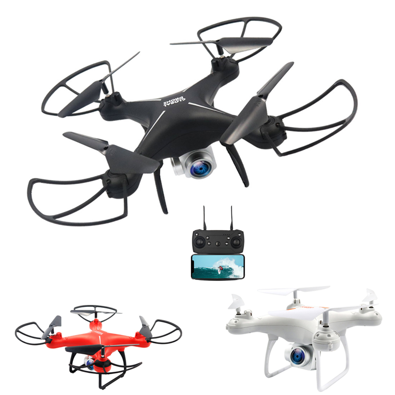 Global Drone GW26 Helicopter Camera Remote-Control Children FPV With HD 1080P Rc-Toys