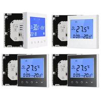 LCD Touch Screen Digital Wifi Temperature Thermostat Floor Heat Controller