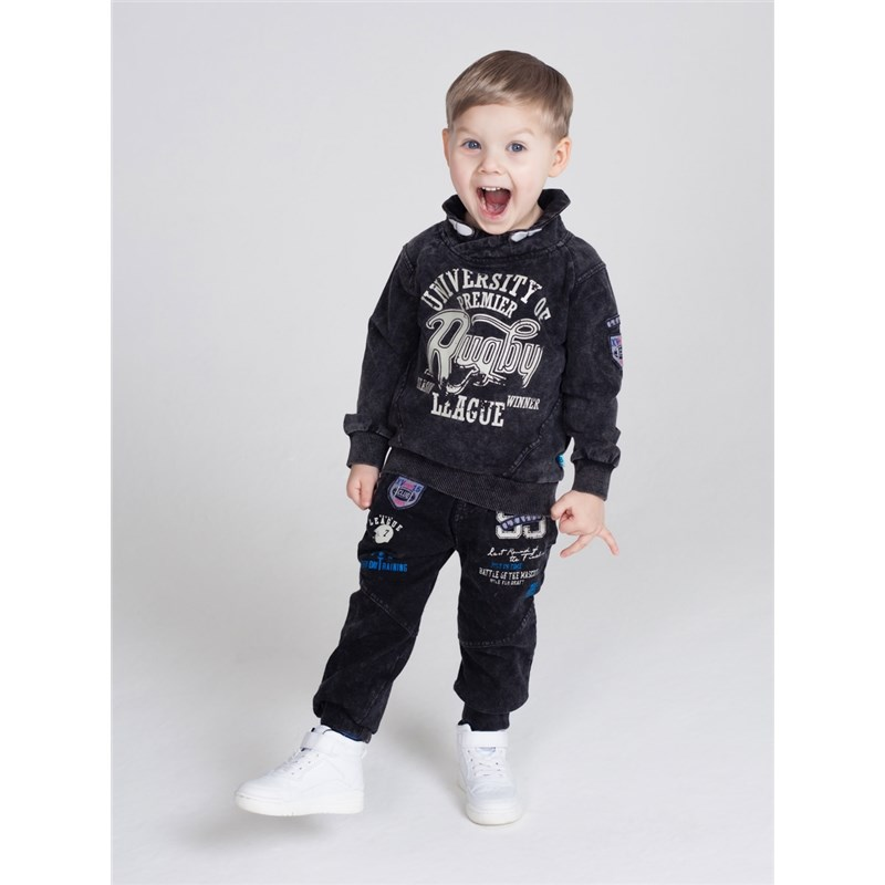 Jeans Sweet Berry Knitted trousers for boys children clothing 2017 summer male dark grey jeans male slim skinny vintage long trousers boys