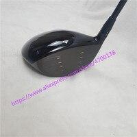 herrick TS2 Driver TS2 Golf Driver Golf Clubs 9.5/10.5 Degree R/S/SR Flex KUROKAGE 55 Graphite Shaft With Head Cover and Wrench