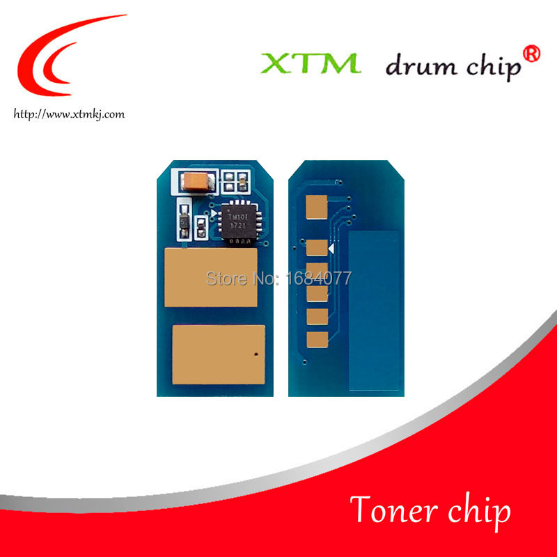 25X Toner chip 44574703 for OKI B411 B431dn MB461 MB471 MB491 4K printer laser chip-in Cartridge Chip from Computer & Office    1