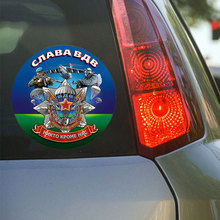 Spetsnaz VDV Car Sticker Waterproof Motorcycle Funny PVC Decals for Cars Styling Automotive