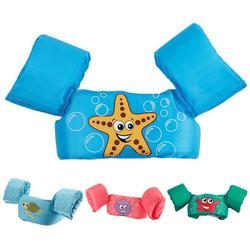 Crianças crianças bebê float braço natação dos desenhos animados vida float jaqueta colete de segurança piscina piscina piscine acessórios