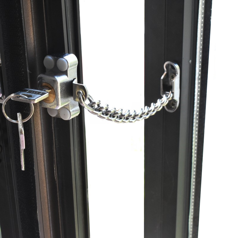 High Security Stainless Steel Anti Thief Door Chain Copper ...