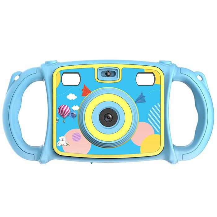 Jouet électronique caméra bande dessinée double objectif Zoom appareil Photo numérique jouet pour enfants - 3