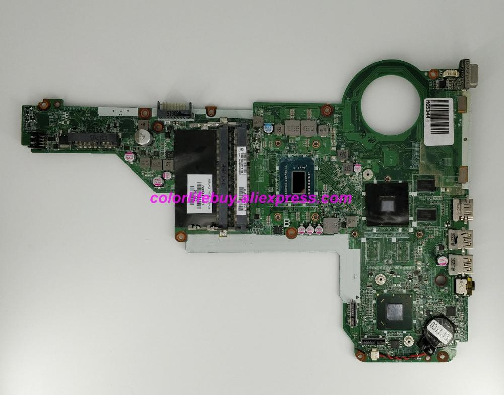 Genuine 729844 501 729844 001 729844 601 DAR62CMB6A0 HM76/1G w i3 3110M CPU Laptop Motherboard for HP 14 e 15 e 17 e NoteBook PC-in Laptop Motherboard from Computer & Office
