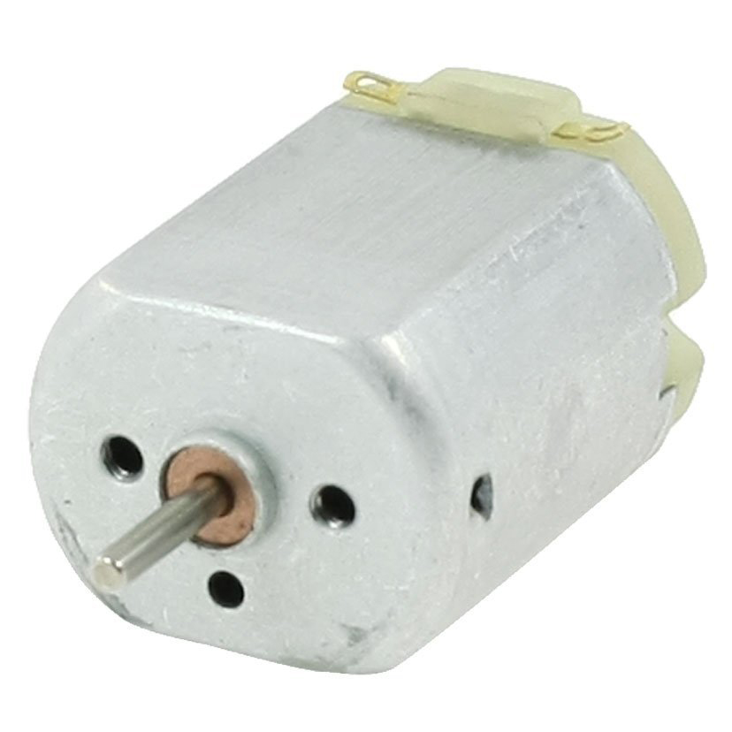 13000RPM 6500RPM 12V High Torque Magnetic Electric DC Micro Motor Silver in Stepper Motor from Home Improvement