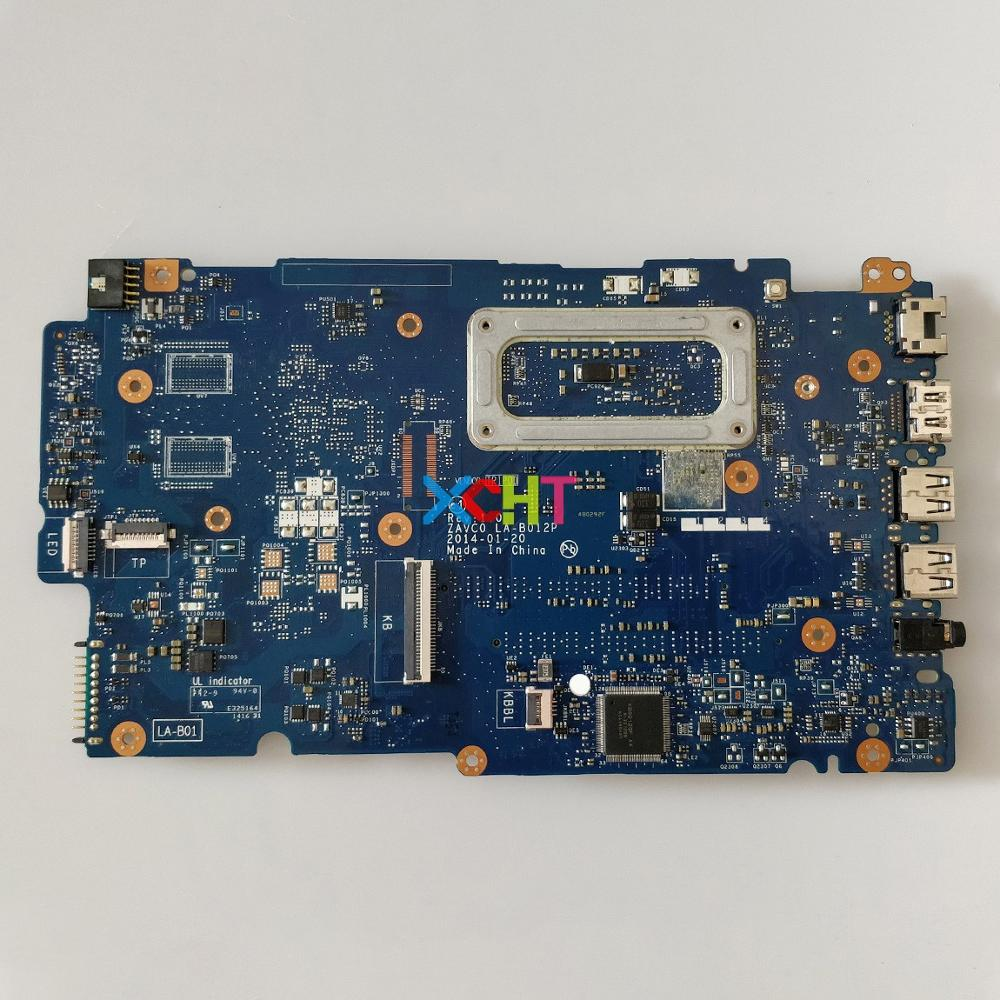 CN 0G1DPC 0G1DPC G1DPC ZAVC0 LA B012P w I5 4210U CPU for Dell Inspiron 15 5547 5447 Notebook PC Laptop Motherboard Mainboard in Laptop Motherboard from Computer Office