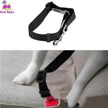 1PC Seatbelt Harness Leash Clip Pet Dog Car Belt Security Keep Your Safe When Drive High Quality Universal Nylon
