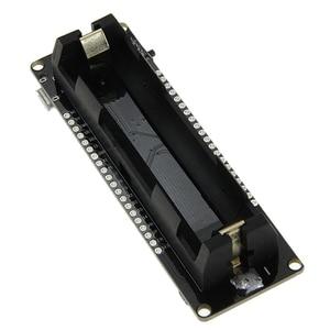 Image 5 - Ttgo T Energy Esp32 8 Мбит/с Psram Esp32 Wrover B Wifi Bluetooth модуль 18650 батарея макетная плата индикатор питания лампа красный