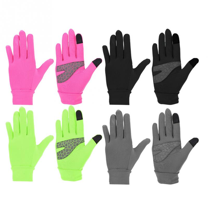 Waterproof Cycling Thermal Warm Anti Skid Full Finger Touch Screen Gloves Winter