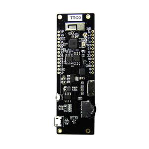 Image 1 - Ttgo T Cell Wifi и Bluetooth модуль 18650 Держатель батареи сиденье 2A предохранитель Esp32 4 Mb Spi Flash 4 Mb Psram micropyton REV1