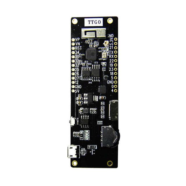 Ttgo T Cell Wifi и Bluetooth модуль 18650 Держатель батареи сиденье 2A предохранитель Esp32 4 Mb Spi Flash 4 Mb Psram micropyton REV1