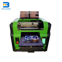 High result A3 size dgt t shirt printing machine for silk wool cotton