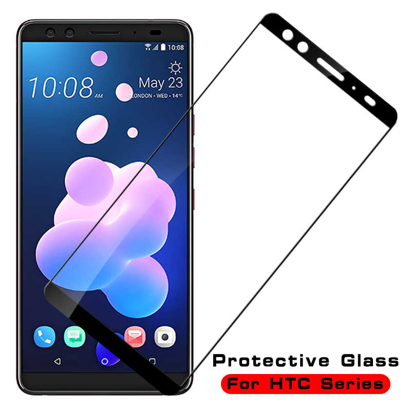 Protective Glass For HTC U11 U12 Plus U Play Ultra Screen Protector Tempered Glass Film On the U 11 12 Life 11plus 12plus 12Life