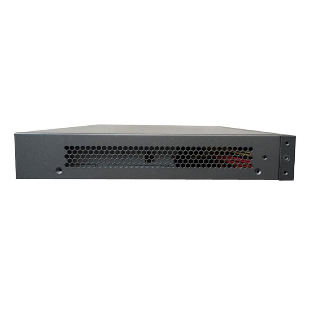 Firewall Mikrotik Pfsense VPN Netzwerk Security Appliance Router PC Intel Core I5 4430, [HUNSN SA16R], (6LAN/2USB/1COM/1VGA)