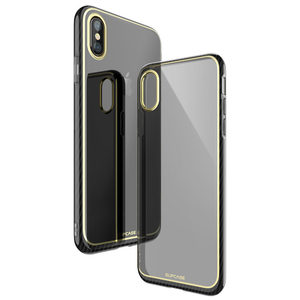 Image 3 - Voor iphone Xs Max Case SUPCASE UB Metro Premium Slim Soft TPU Case Plated Marmer Clear Protective Back Cover Voor iphone X & XS