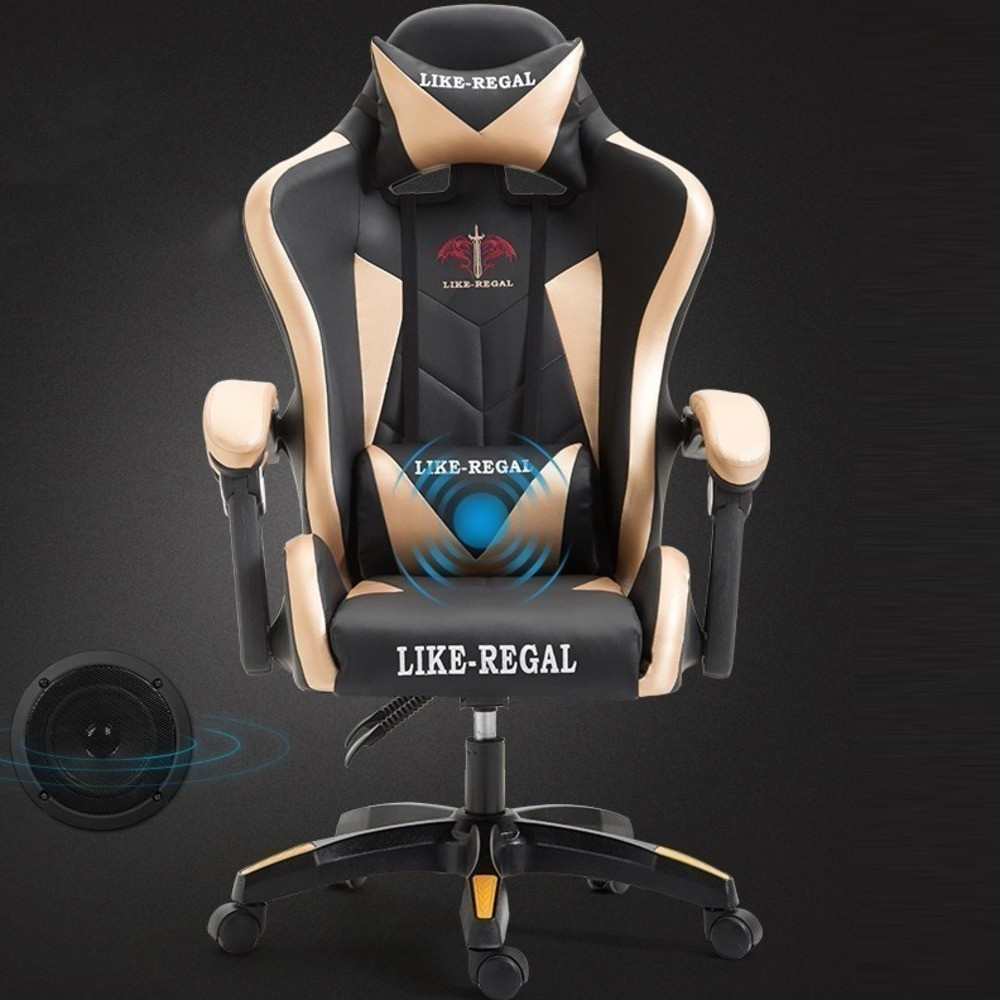 House Household Work Seat Furniture Computer Gaming Ergonomic Kneeling Chair Boss Game Lie Leisure Time Recommend Home Office