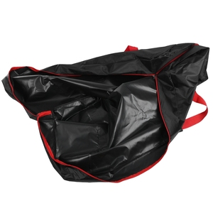 Image 3 - Portable Oxford Cloth Scooter Bag Carrying Bag For Xiaomi Mijia M365 Electric Skateboard Bag Handbag Waterproof Tear Resistant
