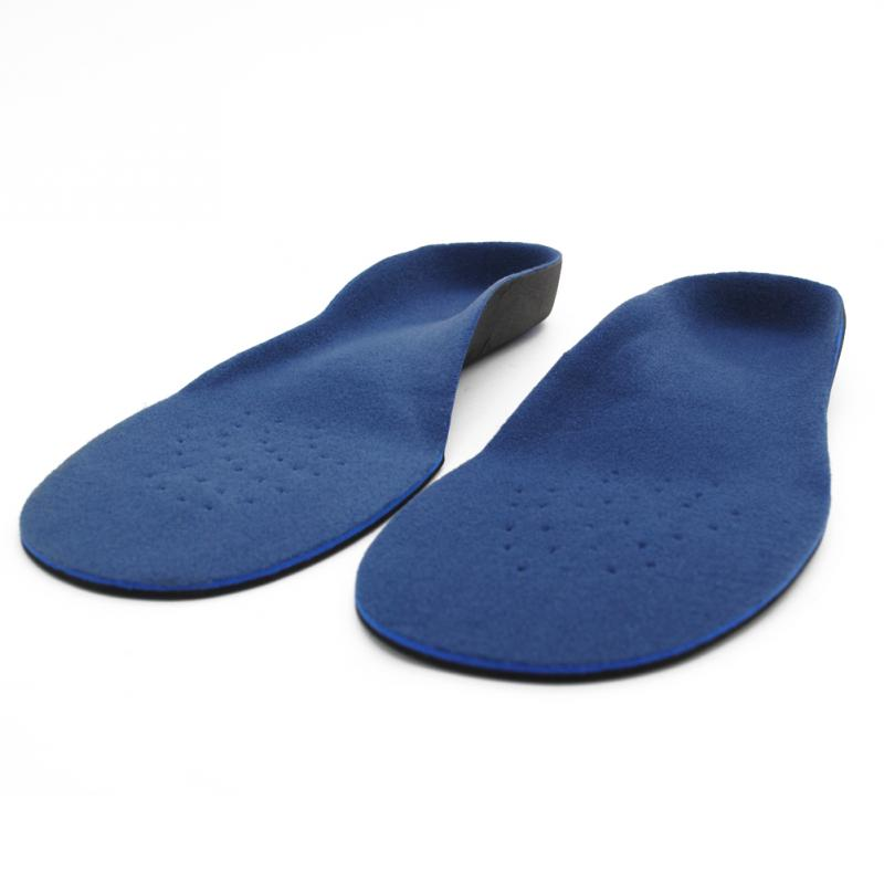 Shoes Arch Support Cushion Feet Care Insert Orthopedic Insole for Flat Foot Health Sole Pad 4pcs silicone gel orthotic arch pad arch support insole flat foot relieve pain orthopedics insert new