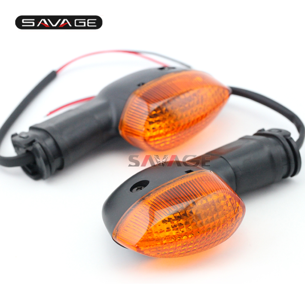 For <font><b>YAMAHA</b></font> FZS150 <font><b>FZS</b></font> 150 FZ16 YS250 Fazer Turn Signal Light Indicator Lamp Motorcycle <font><b>Accessories</b></font> Blinker Front/Rear image
