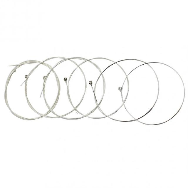 Silver Plated Stainless Steel Strings Set