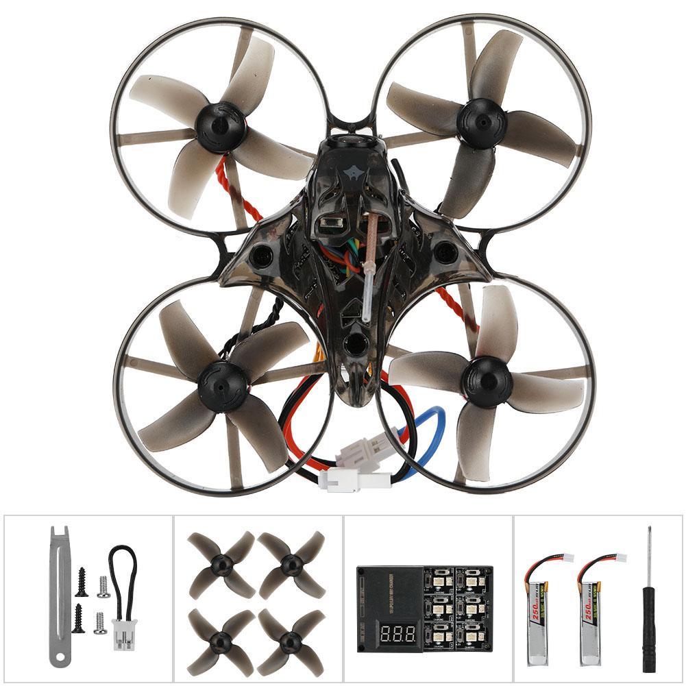 Aspiring Happymodel Mobula7 Pro Osd 2s Whoop Fpv Racing Drone V2 75mm Wheelbase Racing Quadcopter Bnf Standard Version