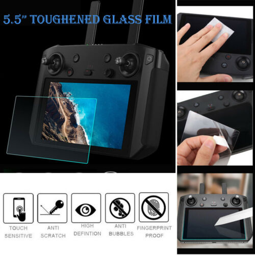 5.5 Clear Screen Cover Protector Guard Film For DJI Mavic 2 Smart Remote Controller HD PET MATERIAL FILM