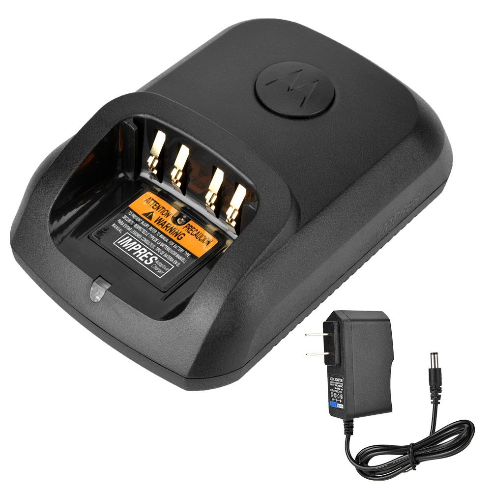 Best Walkie-talkie For Motorola WPLN4226A Battery Charger XIR P8268 US Standard 100-240V