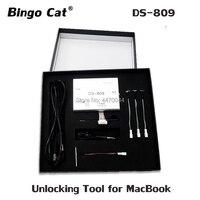 DS 809 EFI замка разблокировать EFI BIOS инструмент для разблокировки для ремонта Macbook iMac Air SPI Встроенная память IC правом записи чтения DS809 для Macbook