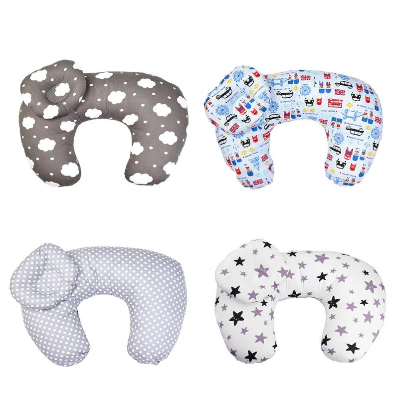 Kissen 2 Teile/satz Baby Pflege Kissen Mutterschaft U-form Baumwolle Stillen Kissen StäRkung Von Sehnen Und Knochen Baby Bettwäsche
